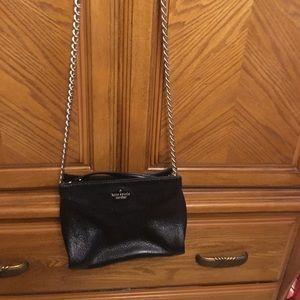 Kate Spade chain shoulder crossbody purse